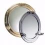 Koøje spejl messing ø260mm