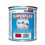 Polymarine Superflex PVC maling – 500ml – Rød