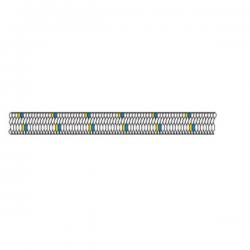Liros Elastiksnor Hvid 3 mm.