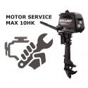 Konservering & Motorservice - max 10hk