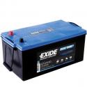 Exide Batteri dual AGM 700 cca - 140 ah. poler i samme ende