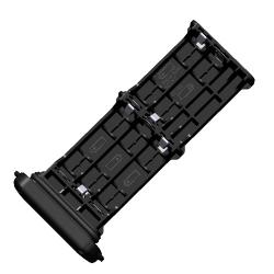 Alkaline batteriboks - Håndholdt VHF Rad