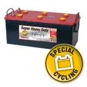Servicefrit marinebatteri 180 AMPH