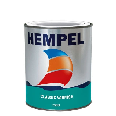 Hempel Classic Varnish 375 ml.