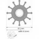 SPX Impeller 09-1027B-1