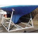 Bådstativ - Sejlbåd - 42 fod