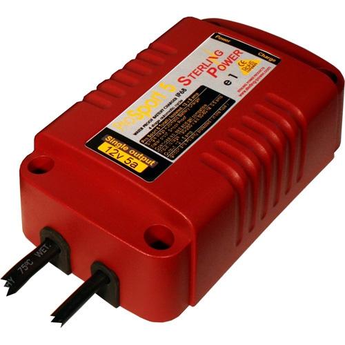 Sterling ProSport 5A Batterilader