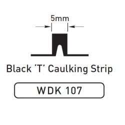 DEK-KING - T-Caulking - 10 mtr