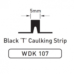 DEK-KING - T-Caulking - 10 mtr