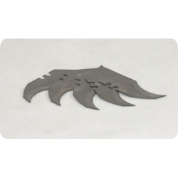 Heavy Duty Curved Blades