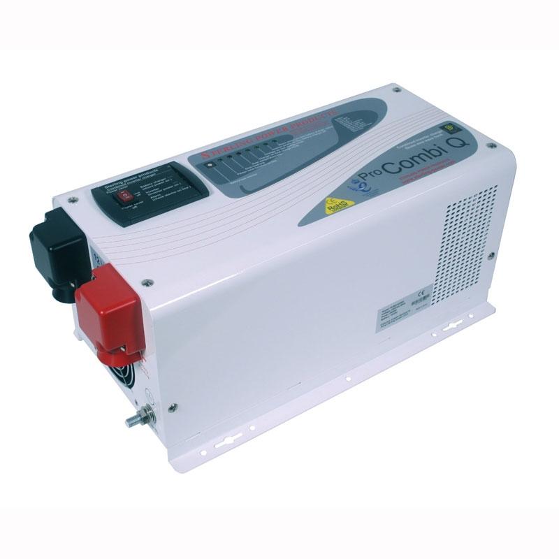 Kombilader / inverter - 24V - 2500W -25A