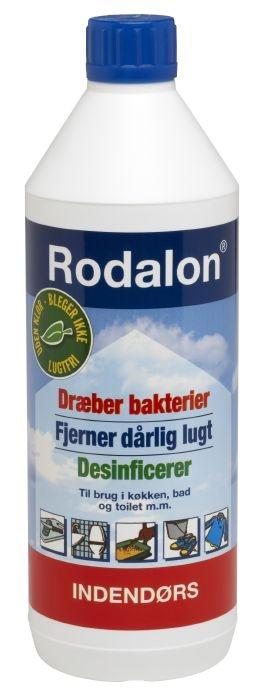 Rodalon Indendørs 1 ltr. | Bådpleje | Rodalon Indendørs 1 ltr. fra baadservice| Mest bådudstyr ...