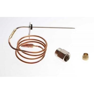 Wallas Fuel Pipe - Copper