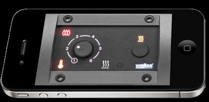 Wallas GSM/GPRS Remote control