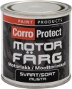 Motorfarve sort 250ml