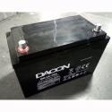 Dacon AGM Batteri 100A