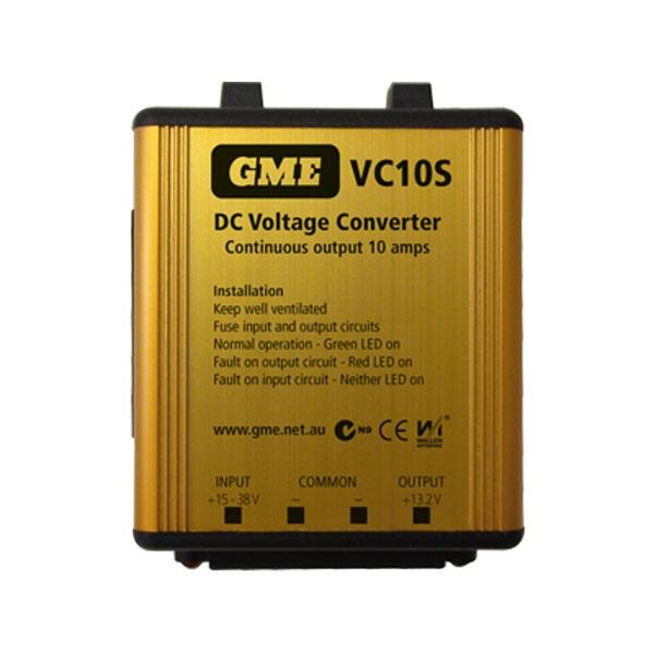 GME 24-12 Volt Omformer 10A
