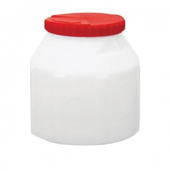 Plastcontainer 8 ltr.