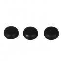 Pyntehoved sort ø 3,5 - 4,2mm, pose med
