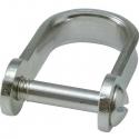 Sjækel m/kærvskrue 6x23mm