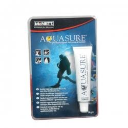 Aquasure lim 28 gram - til våd & tørdragter, gummibåde