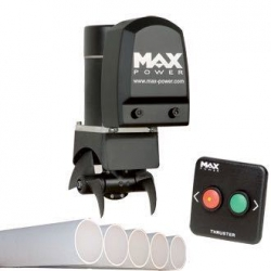 Max Power Bovpropelsæt 12v 60 mono