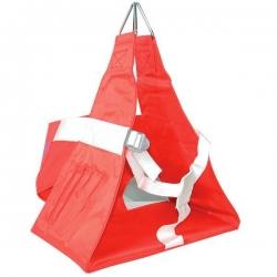 Bådmandsstol med lommer til værktøj