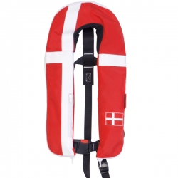 Danmarks vest iso 165n m/fleece & uml pro