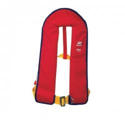 1852 aero pro junior vest rød med harness