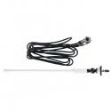 Fm antenne med 3m kabel