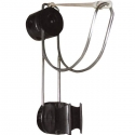 Lalizas holder Ø18-25 mm for redningskrans & nødlys