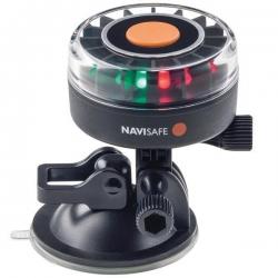 Lanterne navilight 360 med 16 led tricolor inkl gopro beslag