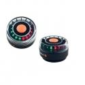 Lanterne rød/grøn/hvid navilight med 16 led ø68mm