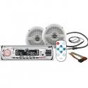 Ltc audio sæt 1085, radio/højtaler/frejnb./antenne