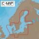 C-Map W85 søkort