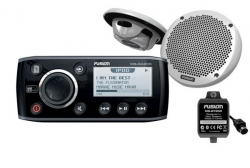 Fusion 205 Marine Radio Bundle