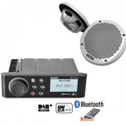 Fusion 70N Marine Radio Bundle