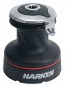 Harken Radial skødespil ST 2-speed sort