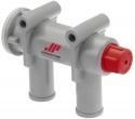 Johnson Vacuum ventil 25mm