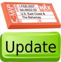 C-Map update - Wide kort