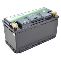 Topband Lithium Batteri M/Bluetooth 12V 96AH
