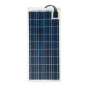 Activesol Light 90 watt fleksibelt solpanel, Mål 520 x
