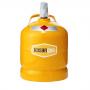 Kosan Gas 2 kg. Stål - Kun flaske