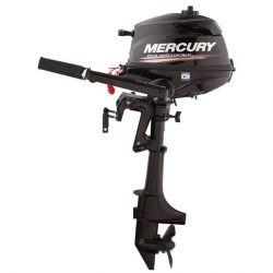 Mercury 3,5 hk. Kort Ben