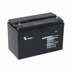6FM100-AGMbatteri