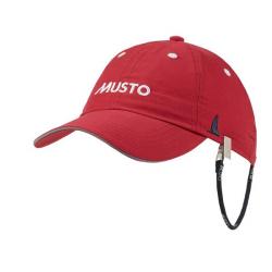 Musto ESS FD Crew Cap True Red