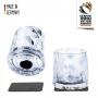 Silwy High-tech glas - Tumbler 2 stk