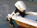 Vinteropbevaring af motor