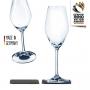 Silwy Krystal champagneglas - 2 stk