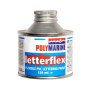 Polymarine Letterflex 125 ml. PVC maling Hvid